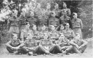 2 Squad, 3rd Field Training Regt RA at Bowden June 1941