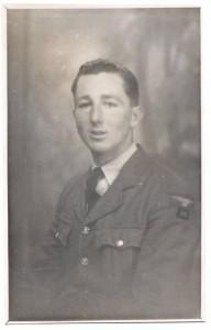 Frank Colenso, 20 November 1942 - aged 18