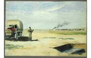 After the Battle - Gazala