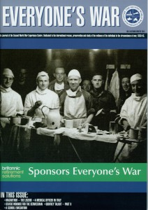 Cover of Issue 4 Everyone's War