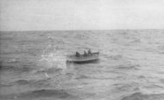US Survivors in Boat