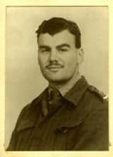 Lieutenant John Roderick M.C. Chevalier de Legion d'Honneur