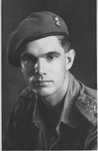 Capt David Annett RA