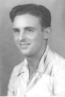 D Birks 1943 Portrait