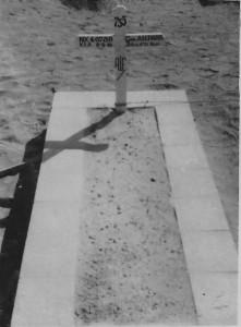 Grave of Hughie Parr