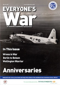 SWWEC Journal 35 Cover