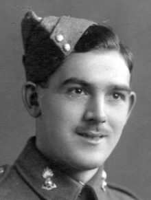 Ken Randall Sgt Royal Artillery