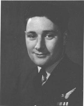 W.O. A Adcock RAF