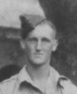 Harold Woodcock Portrait