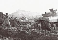 CSM 661 REME in mud. G Wooler