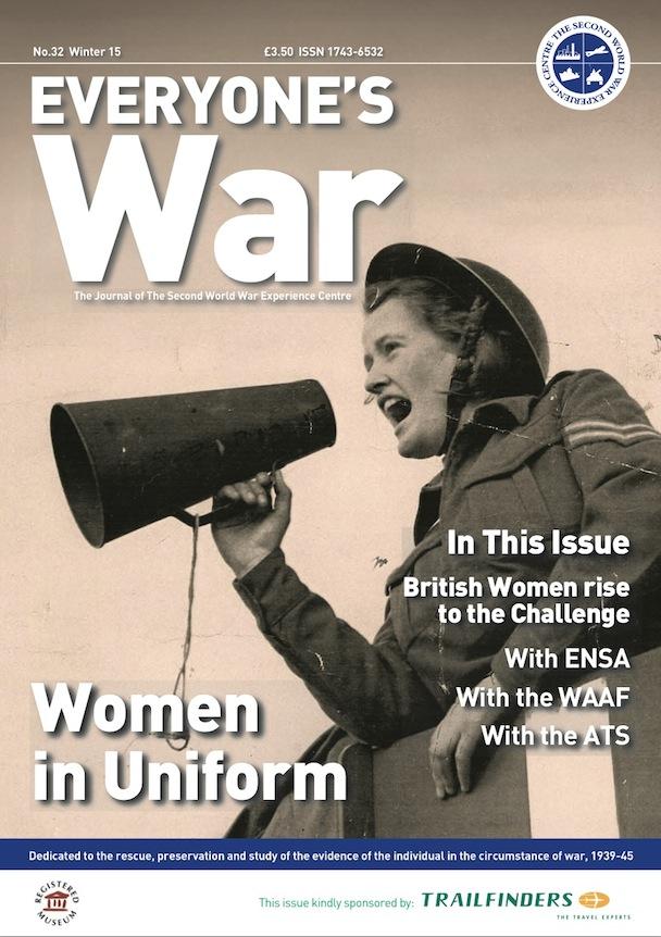 Journal 32 - Women in Uniform