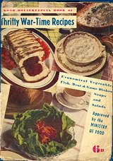 Wartime Cookery Book