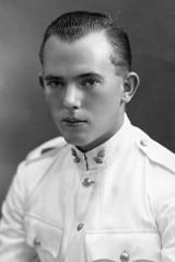 Maurice Cunningham before capture, Singapore 1940