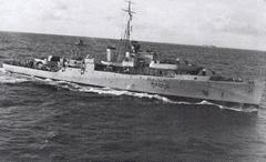 HMS Magpie.